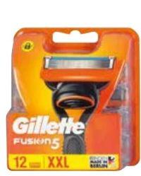Rasierklingen Fusion5 von Gillette