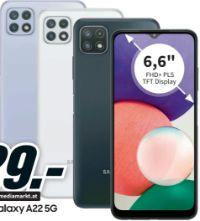 Smartphone Galaxy A22 von Samsung