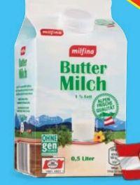 Buttermilch von Milfina