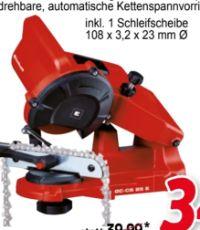 Akku-Sägeketten-Schärfgeräte GC-CS 85 F von Einhell