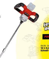 Elektronik-Akku-Rührwerk TE-MX 18 Li-Solo von Einhell