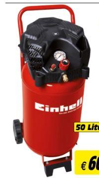 1-Zylinder-Stand-Kompressor TH-AC 240-50-10 OF von Einhell