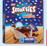 Smarties Muffins von Nestlé