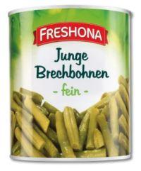 Junge Brechbohnen von Freshona