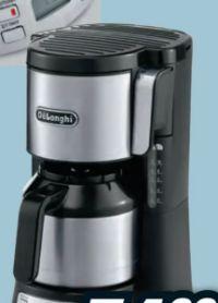 Filterkaffeemaschine ICM 15750 von DeLonghi