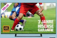 4K UHD-TV 43A7300F von Hisense