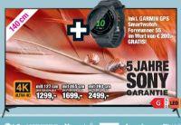 Ultra HD LED XR-55X94J von Sony