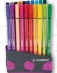 Pen 68 Color Parade von Stabilo