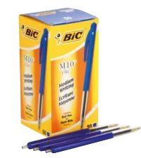 Kugelschreiber Clic M10 von Bic