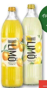 Limonade von Radlberger