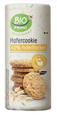 Bio Hafercookies Natur von Bio Primo